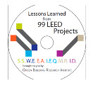 Learn Lessons from 99 LEED Projects
