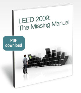 LEED 2009 The Missing Manual